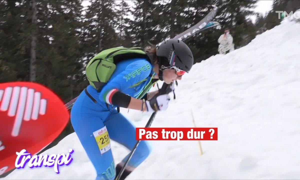 Le Transpi: le ski-alpinisme, c'est pas pour les fragiles