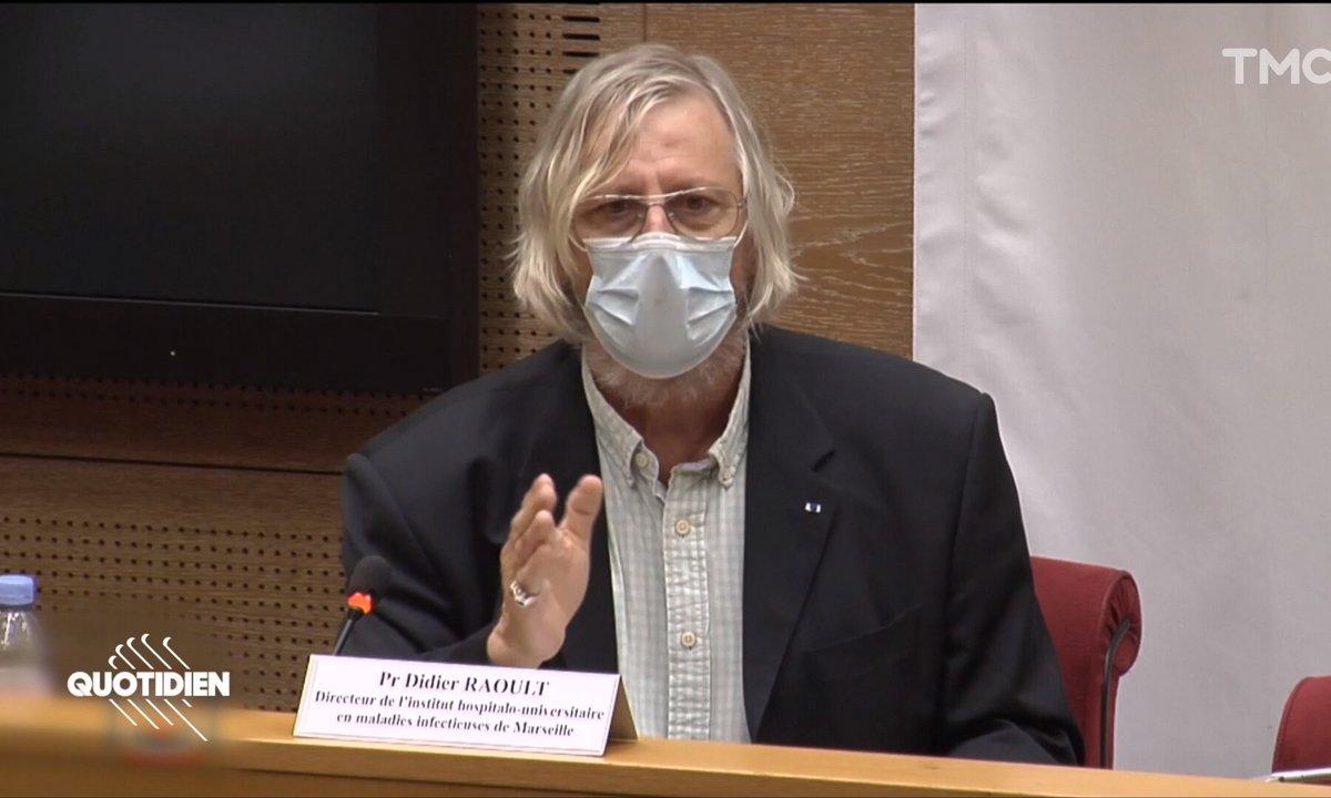 """Le très auto-centré """"courant scientifique"""" de Didier Raoult"""