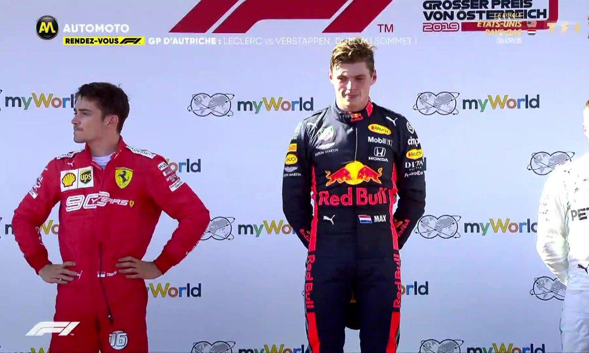 GP d'Autriche : Leclerc vs Verstappen, duel au sommet !