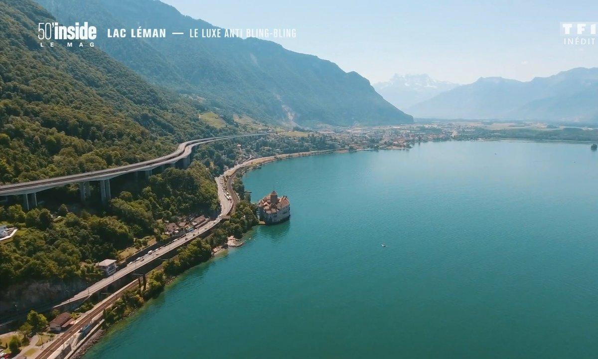 Secrets de stars : Lac Léman, le luxe anti bling-bling