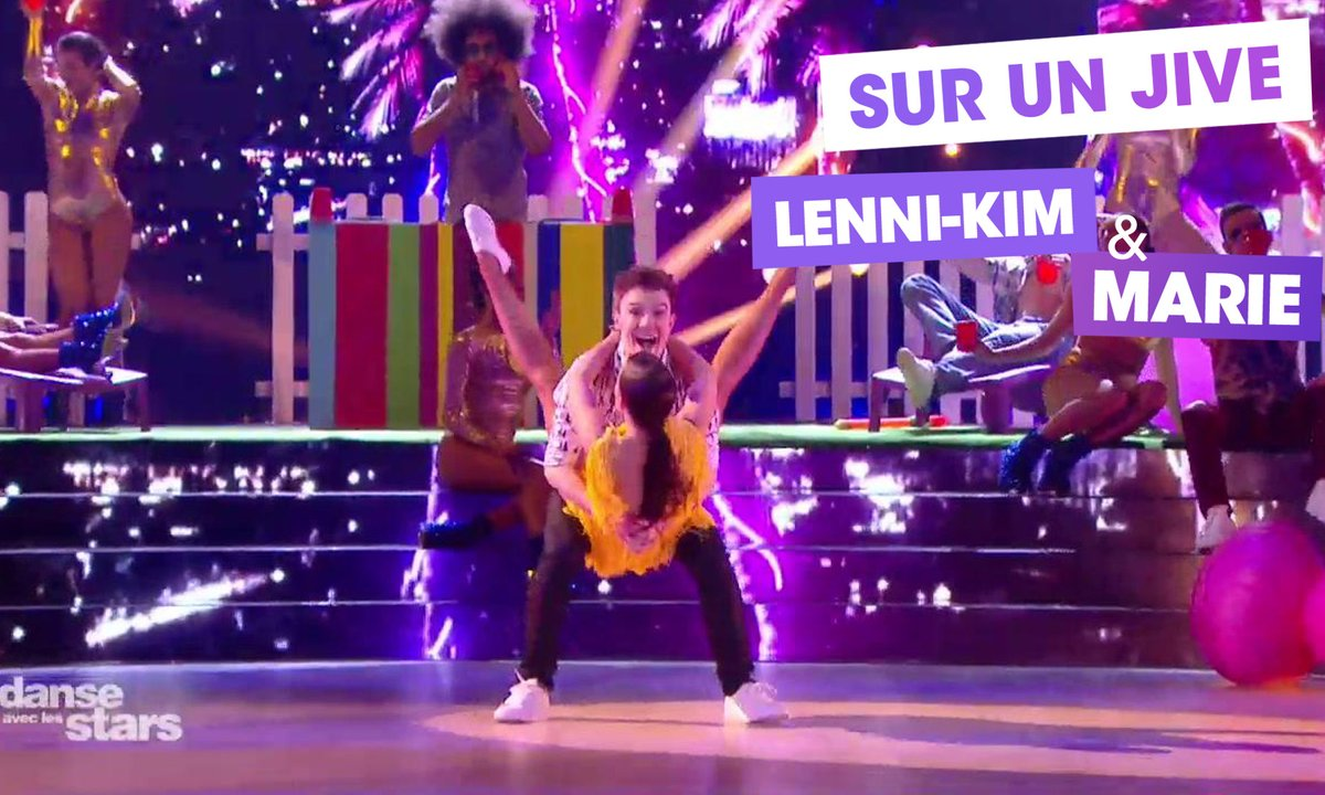 "Sur un Jive, Lenni-Kim et Marie Denigot (""La Bamba"" de Los Lobos)"
