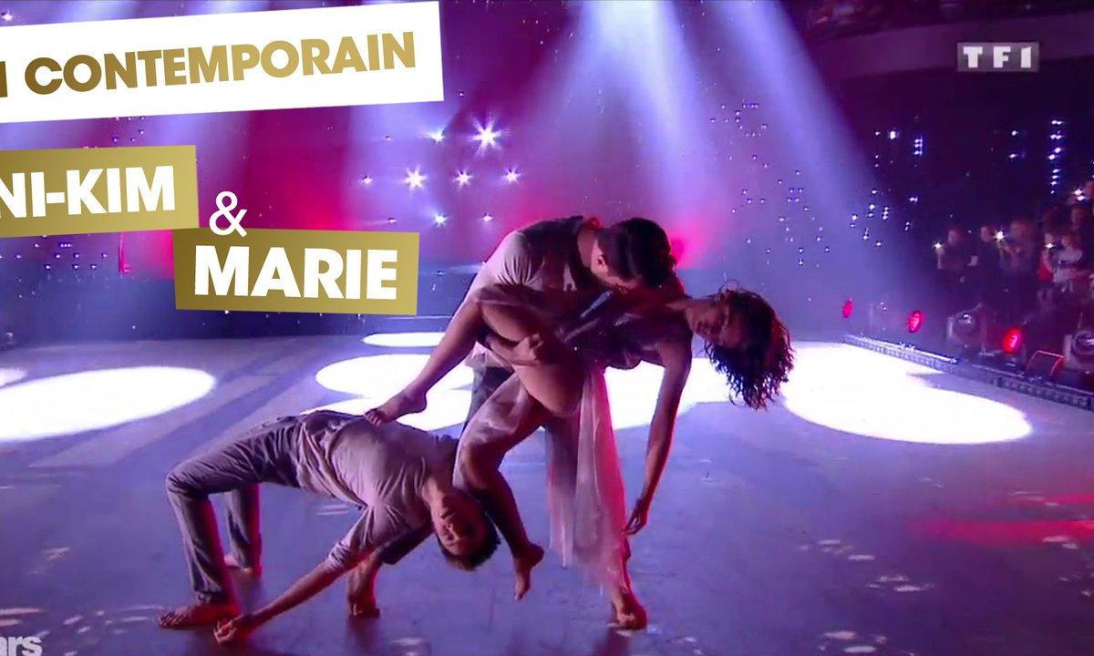 Sur un Contemporain, Lenni-Kim,  Marie Denigot et Nicolas Archambault (Diego)