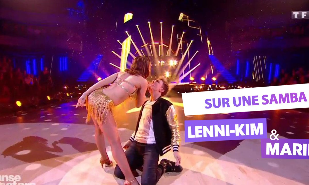 Sur une Samba, Lenni-Kim et Marie Denigot (I Want You Back)