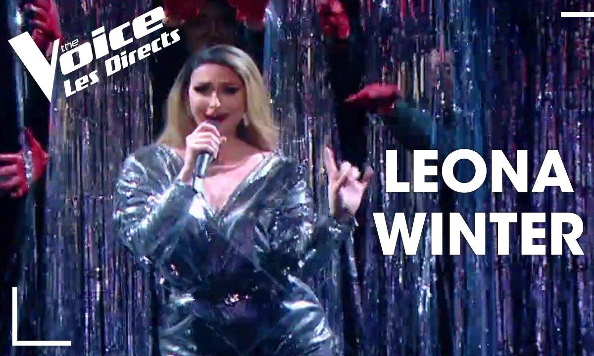 DIRECT 2 [Jenifer] - Léona Winter – River Deep Moutain High (Ike & Tina Turner) – Quart de Finale