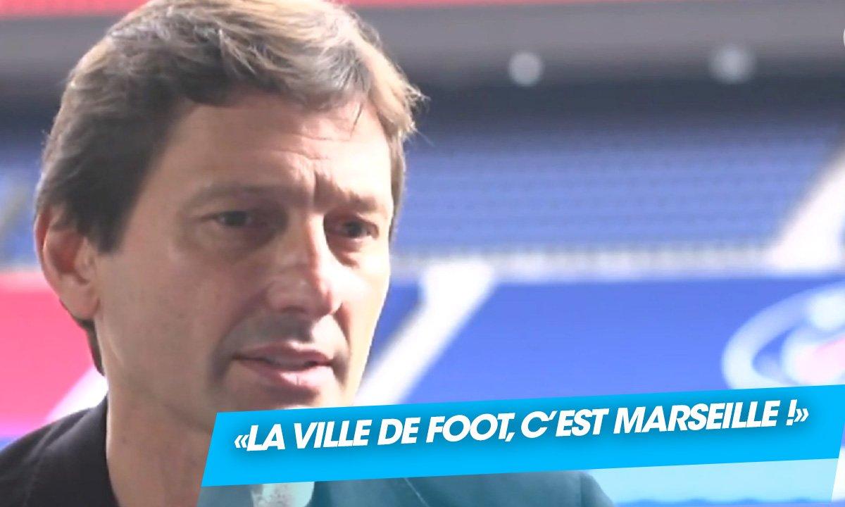 VIDEO - Leonardo juge l'attachement de la ville de Paris au foot