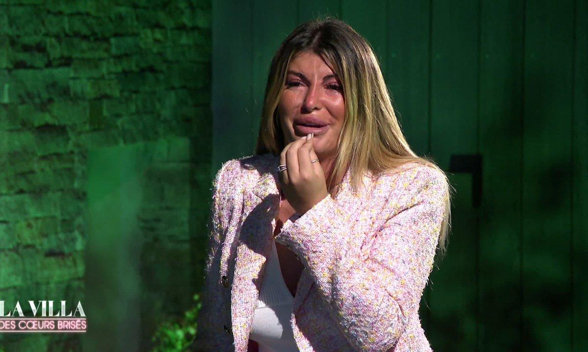 """Romain face à Mélanight en larmes : """"Mais je t'aime"""""""