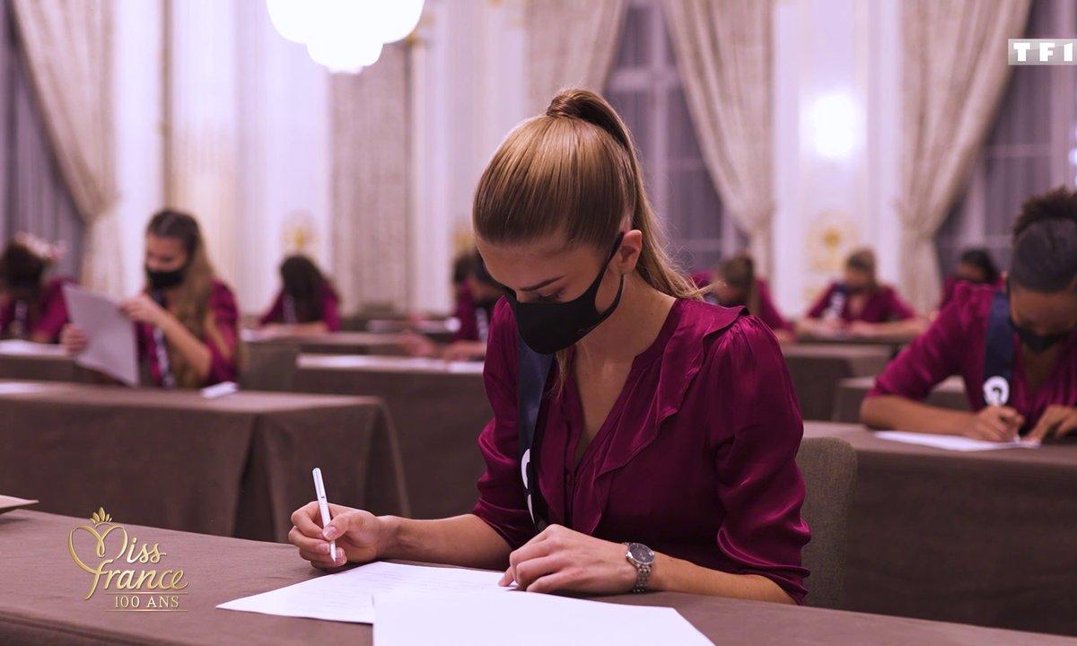 A vos crayons ! C'est le test de culture générale des 29 candidates (en vidéo)  - Miss France 2021