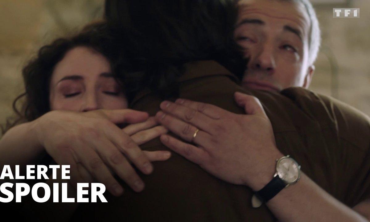 [SPOILER] - Les adieux de Jérémy à sa famille !