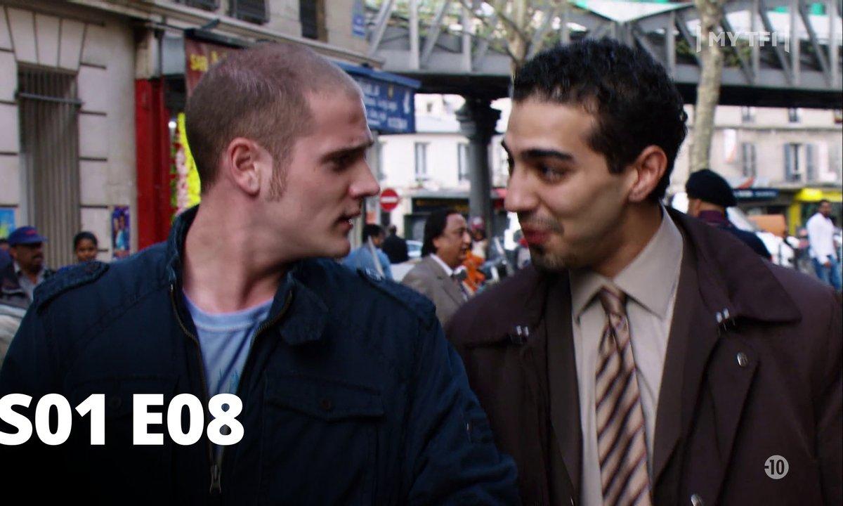 Les Bleus - S01 E08 - Faux semblants