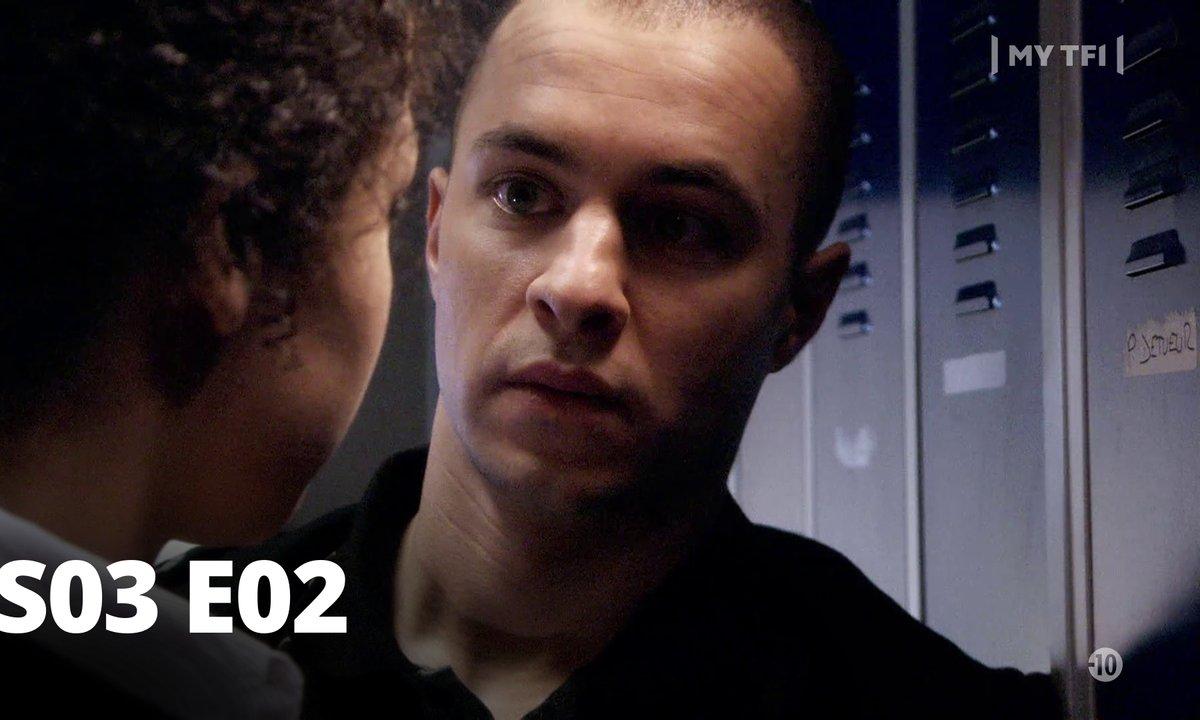Les Bleus - S03 E02 - Faillites Collectives