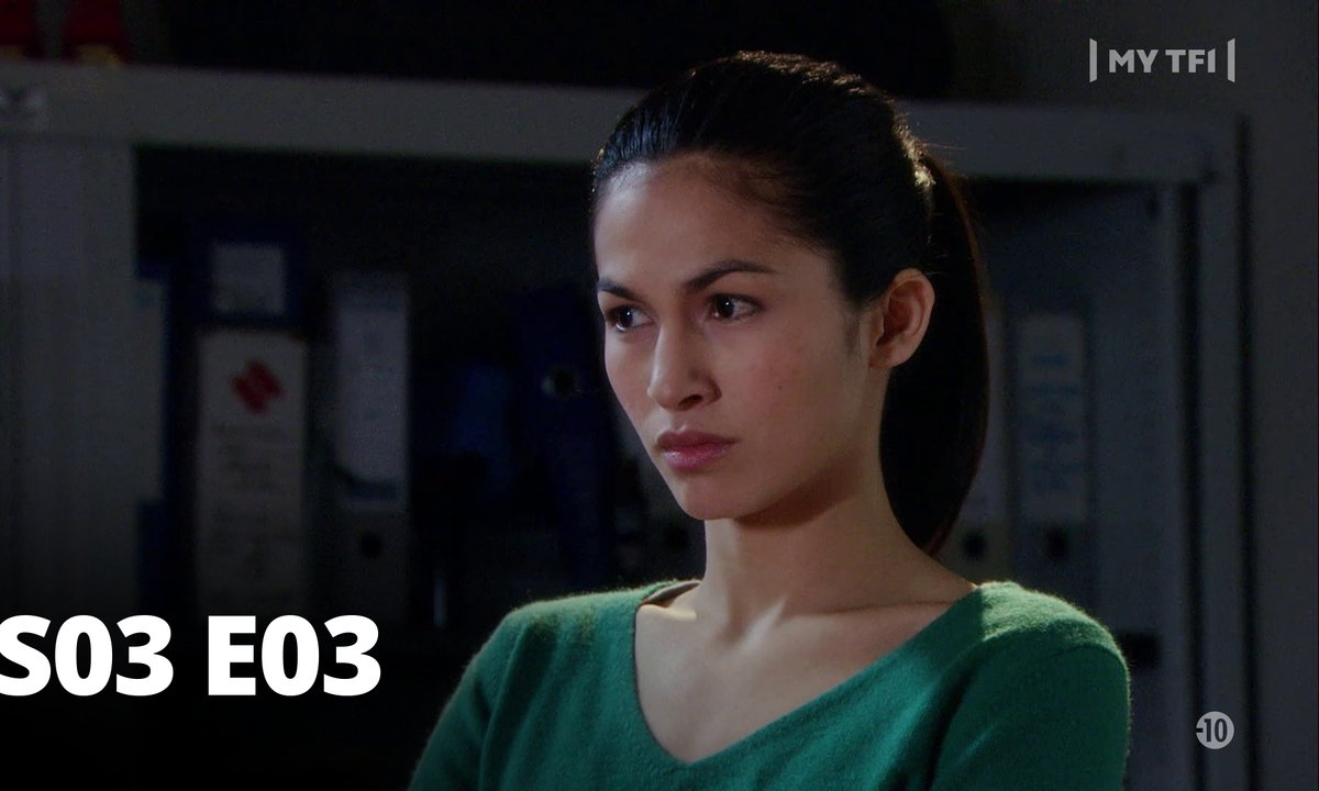 Les Bleus - S03 E03 - L'envers du décor