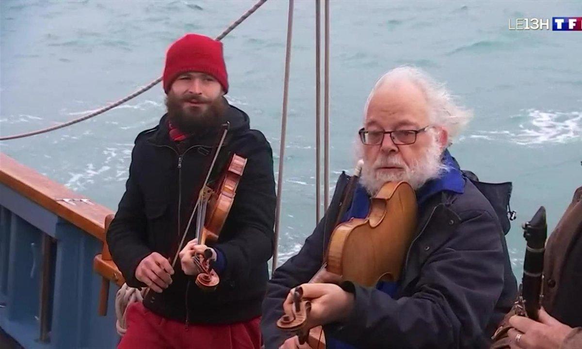 Les chants marins au patrimoine immatériel de l'Unesco ?
