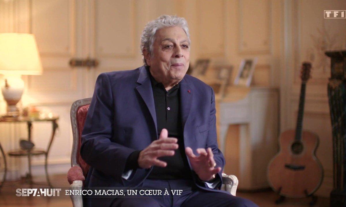 Les confidences d'Enrico Macias