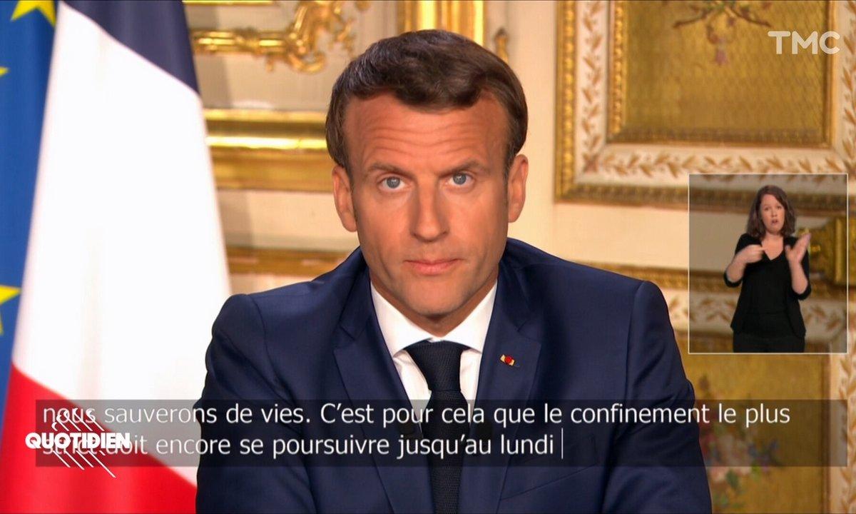 Les dernières annonces d'Emmanuel Macron résumées en 2 minutes