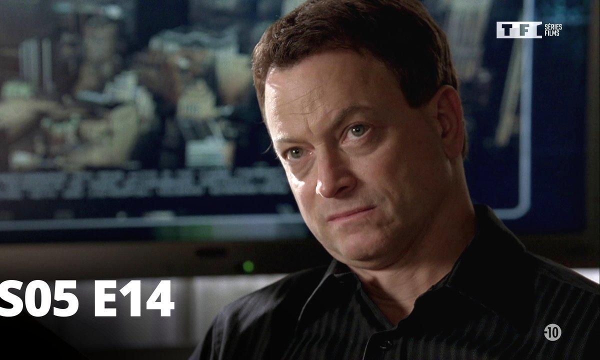 Les experts : Manhattan - S05 E14 - La cité des rêves