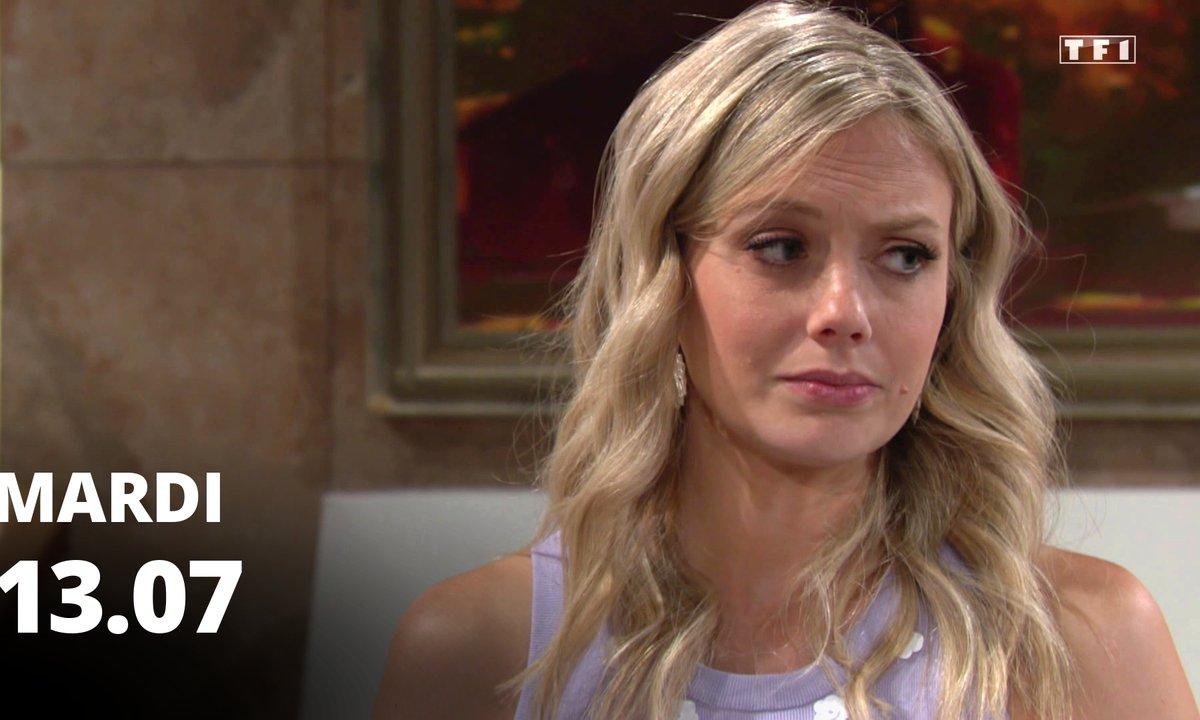 Les feux de l'amour - Episode du 13 juillet 2021