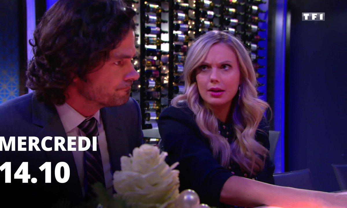 Les feux de l'amour - Episode du 14 octobre 2020