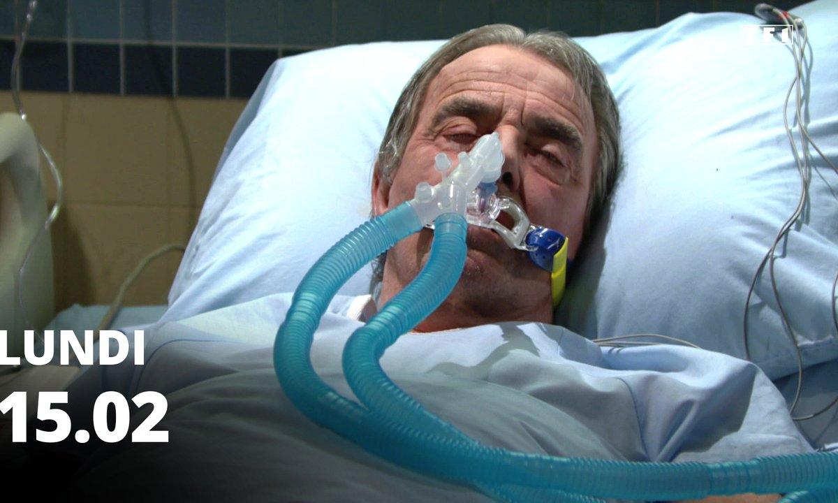 Les feux de l'amour - Episode du 15 février 2021