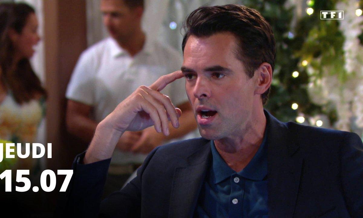 Les feux de l'amour - Episode du 15 juillet 2021