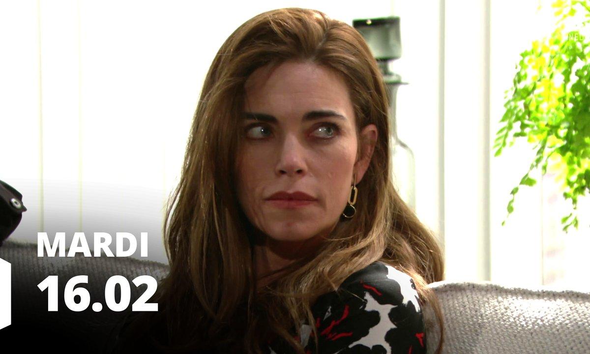 Les feux de l'amour - Episode du 16 février 2021