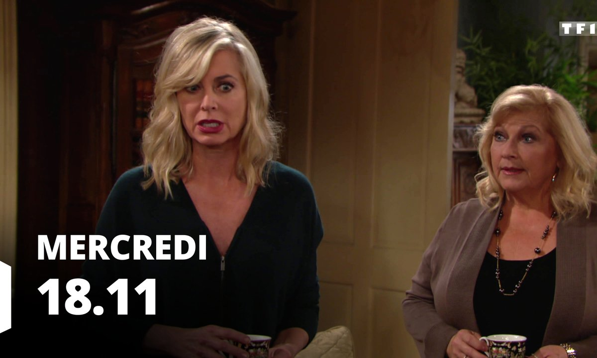 Les feux de l'amour - Episode du 18 novembre 2020