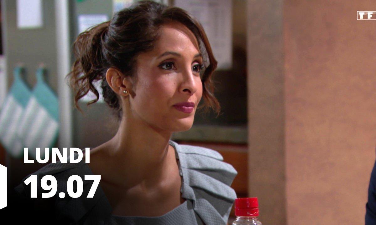 Les feux de l'amour - Episode du 19 juillet 2021