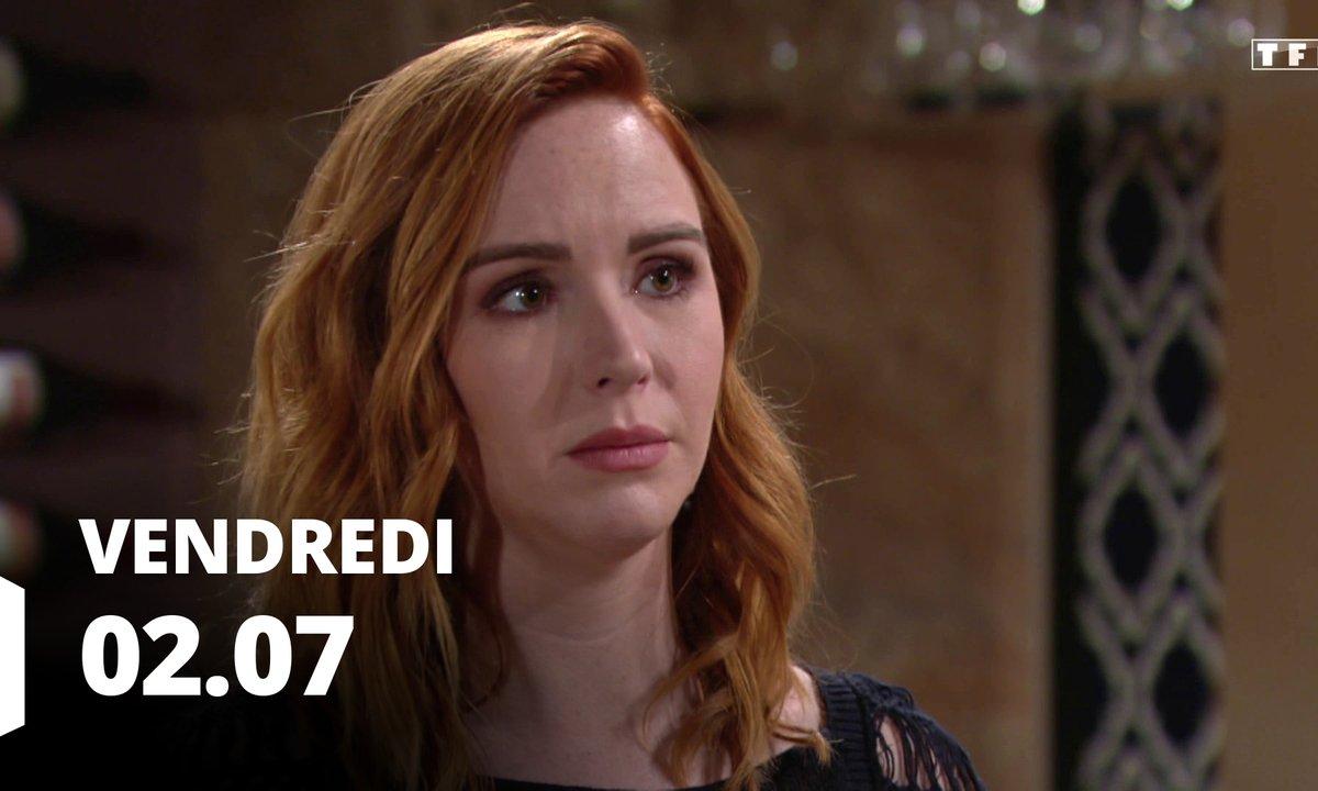 Les feux de l'amour - Episode du 2 juillet 2021