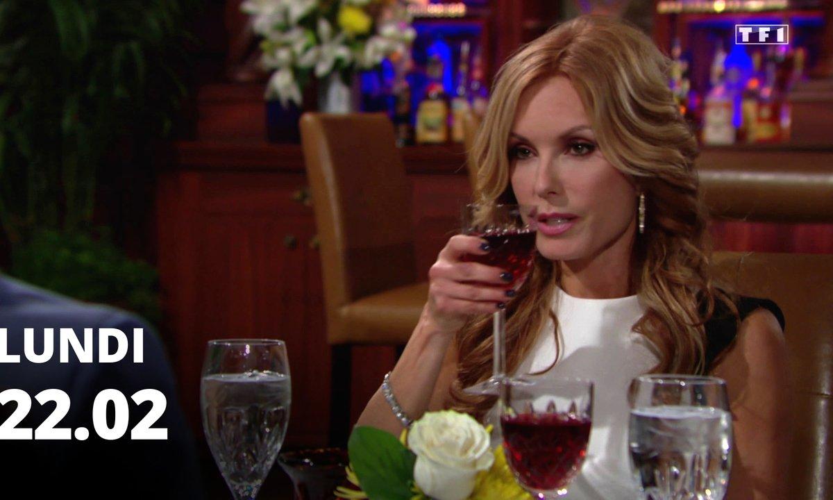 Les feux de l'amour - Episode du 22 février 2021
