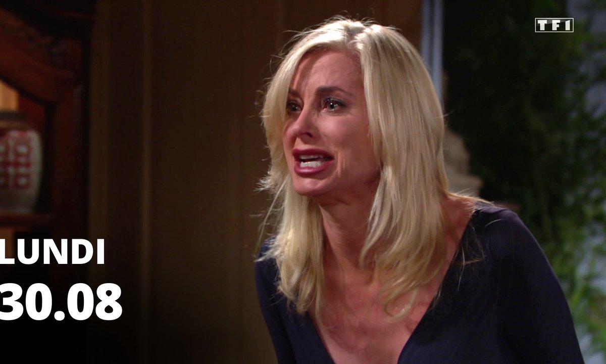 Les feux de l'amour - Episode du 30 août 2021