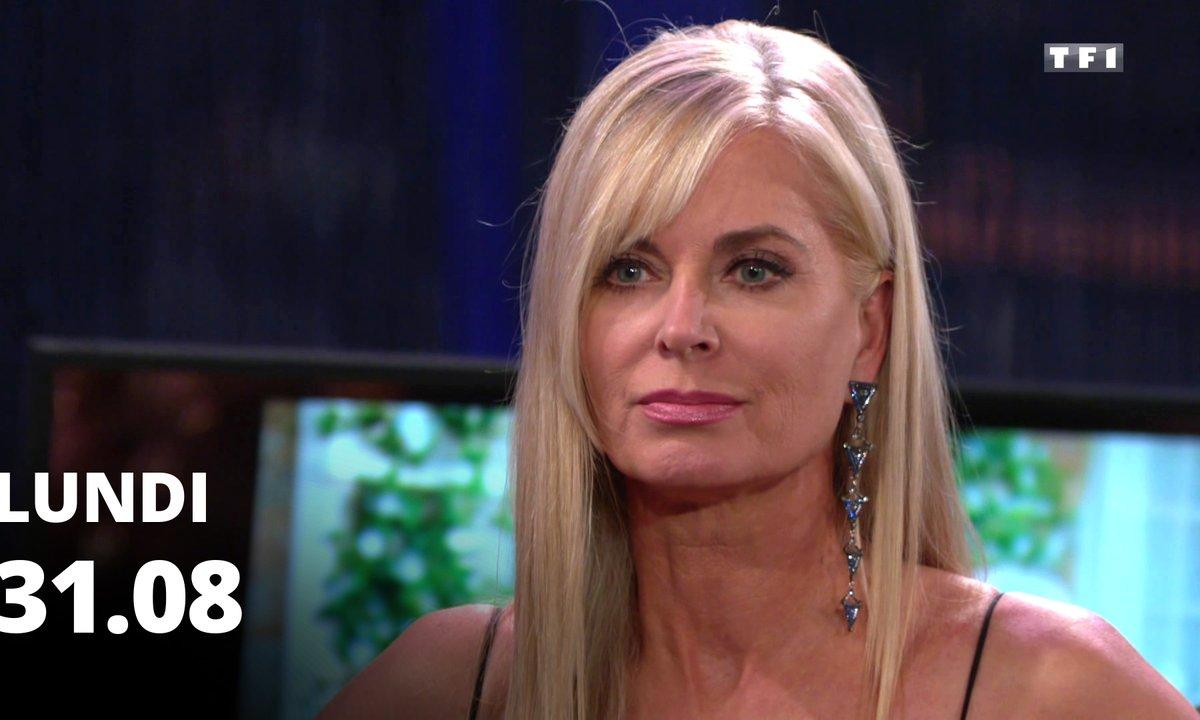 Les feux de l'amour - Episode du 31 août 2020