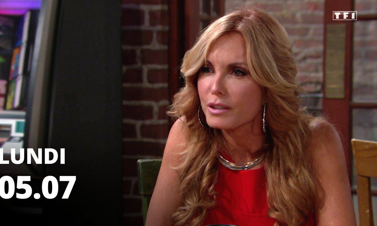 Les feux de l'amour - Episode du 5 juillet 2021