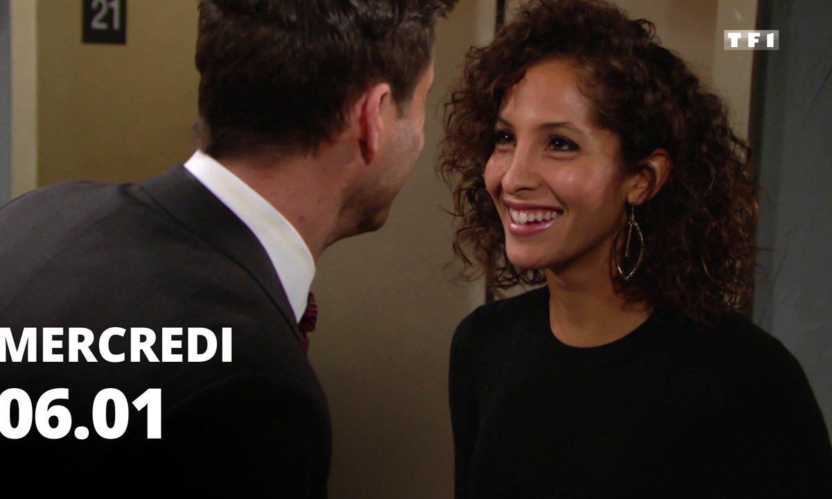 Les feux de l'amour - Episode du 6 janvier 2021