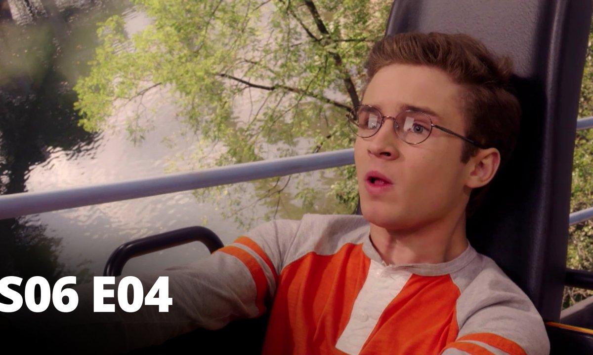 Les Goldberg - S06 E04 - Hershey park