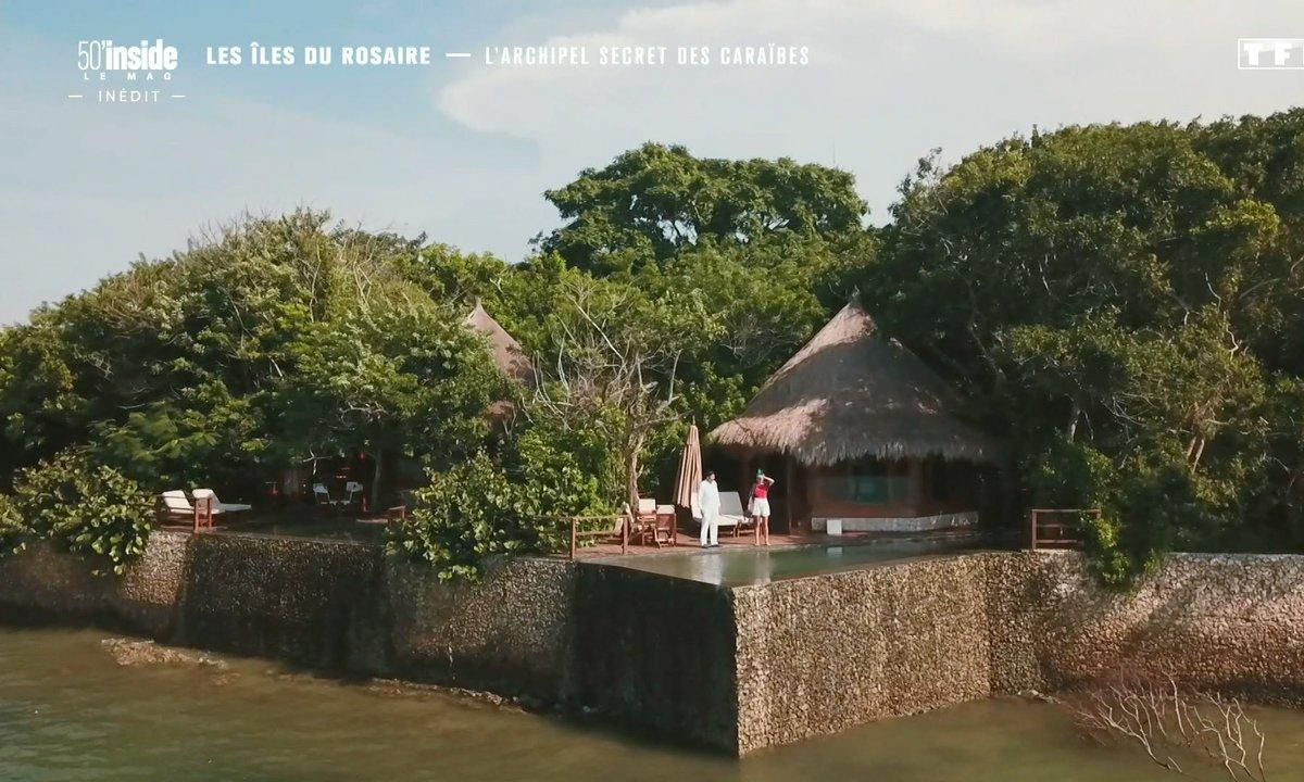 Les îles du Rosaire: l'archipel le plus secret des Caraïbes