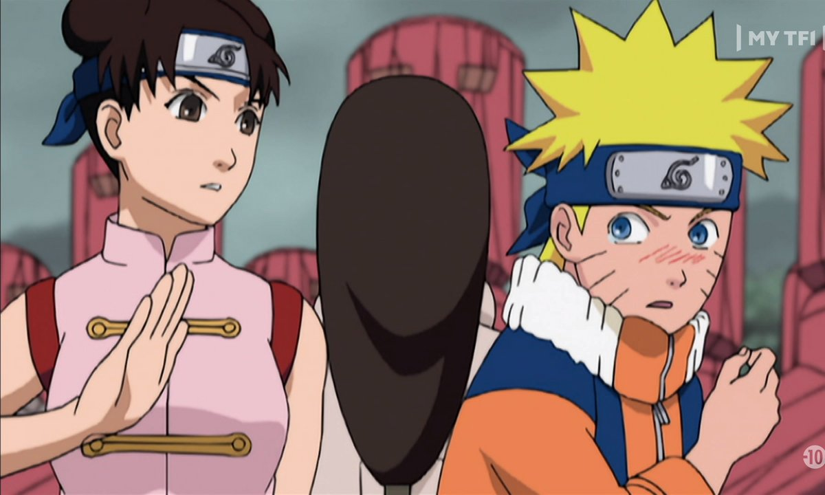 Naruto - Episode 196 - Les Larmes du combat !