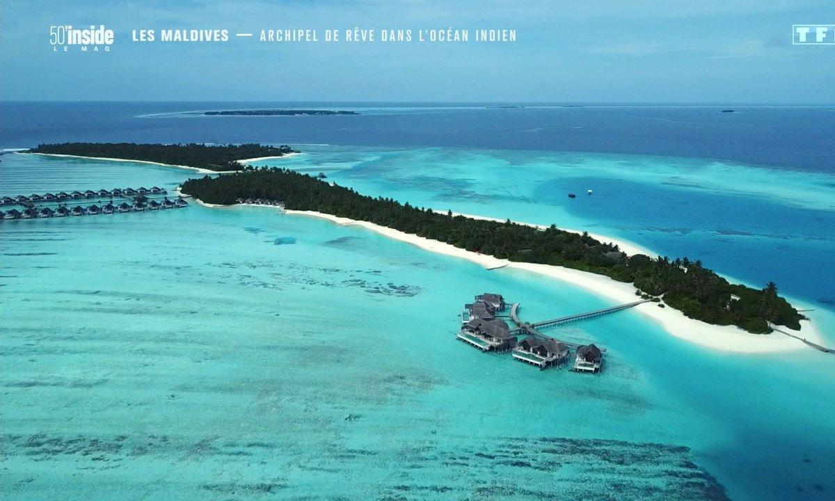 Les Maldives, archipel de rêve dans l'Océan indien