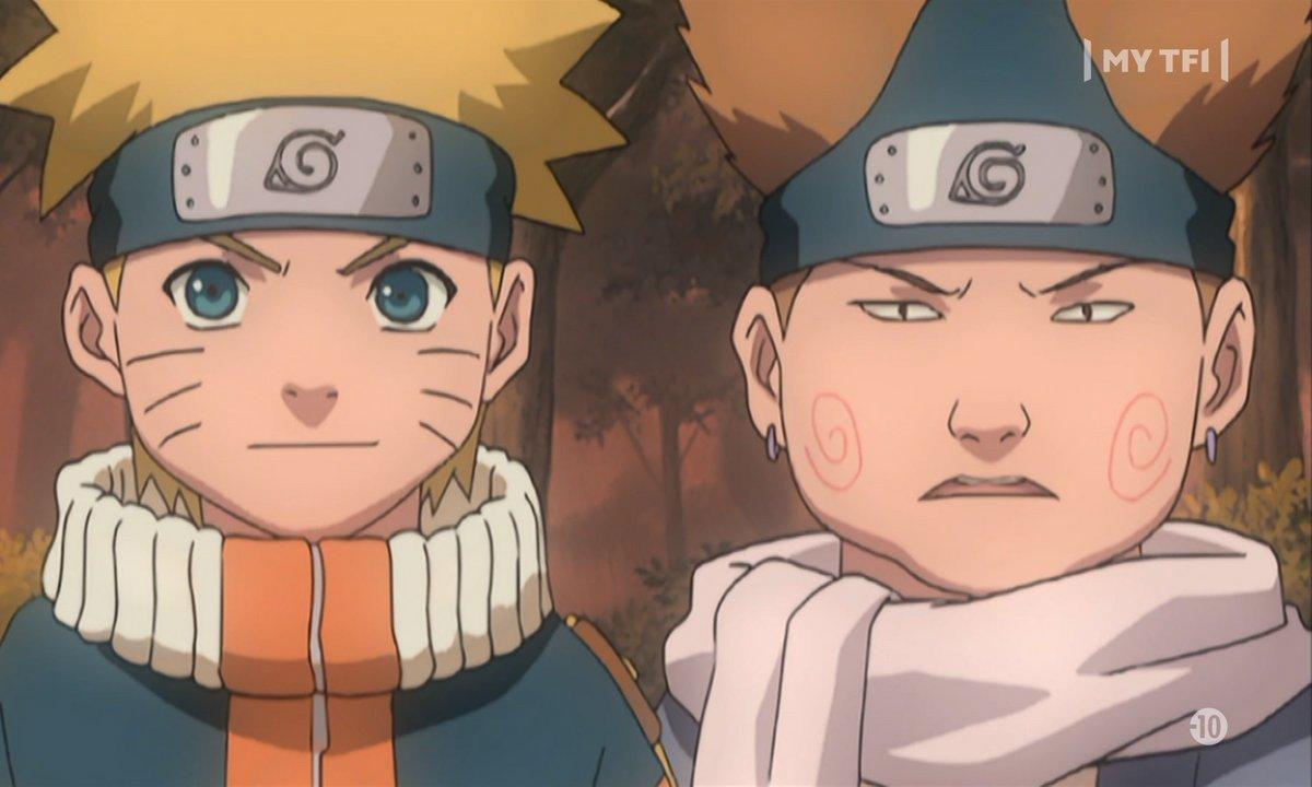 Naruto - Episode 188 - Les marchands ambulants poursuivis !