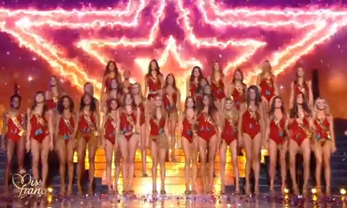 Miss France 2020 : Les Miss défilent en maillot de bain. Living in America !