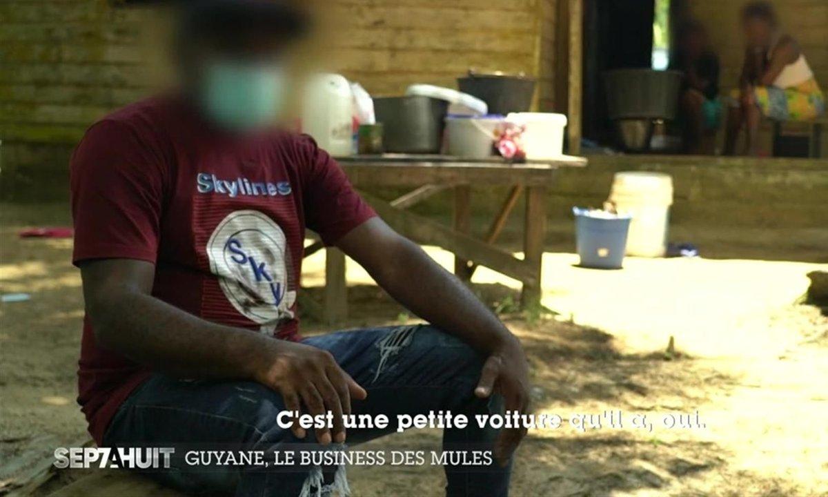 Les passeurs de cocaïne de la Guyane