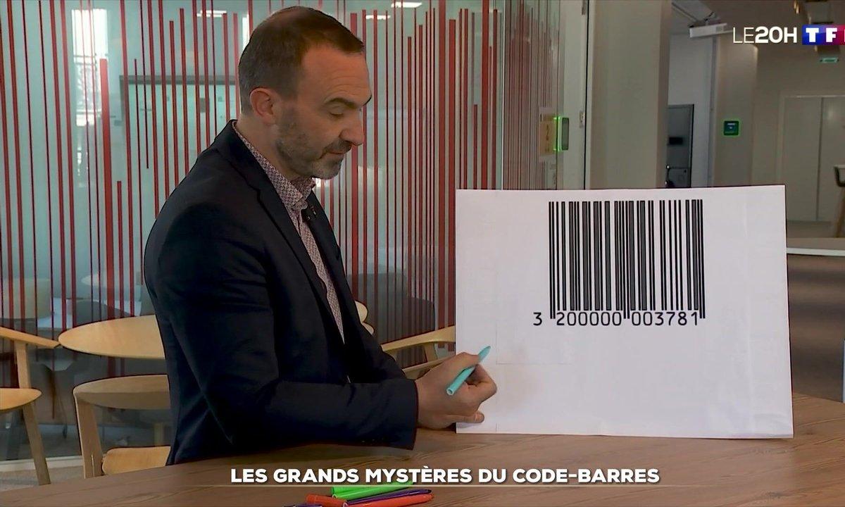 Les secrets des codes-barres