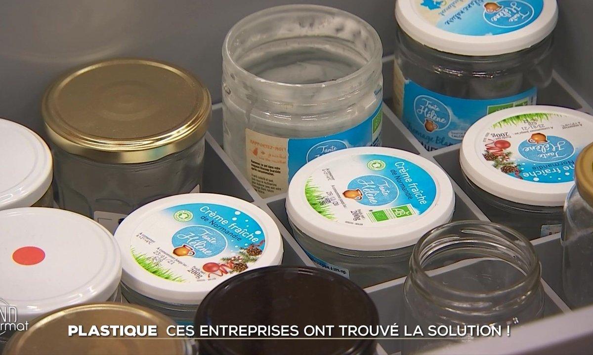 Les solutions pour remplacer le plastique à usage unique