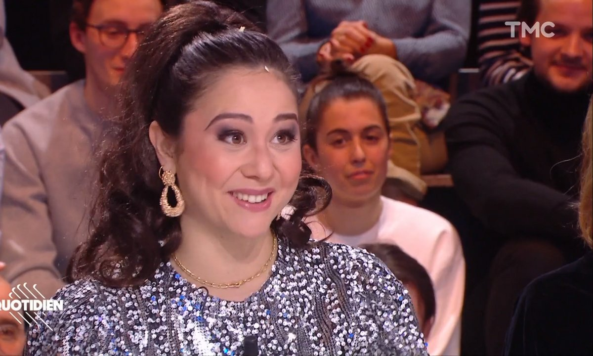 Les vœux de Laura Felpin aux Français