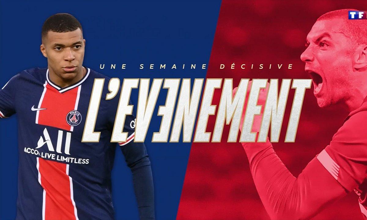 L'événément - Lille, PSG, une semaine décisive