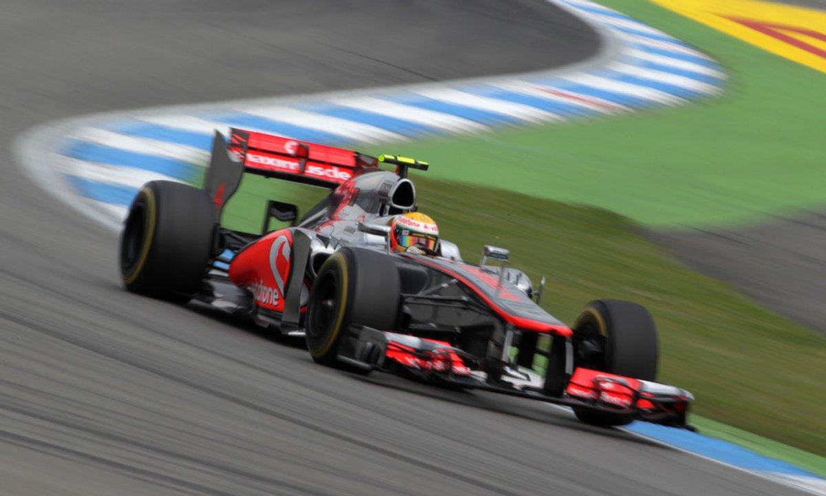 F1 GP Italie 2012 - Essais 3 : Hamilton récidive, Vettel ...