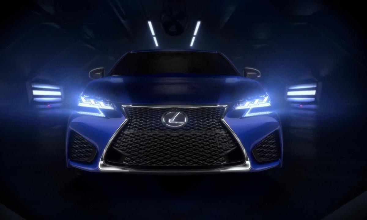 Lexus GS F 2015 : présentation officielle