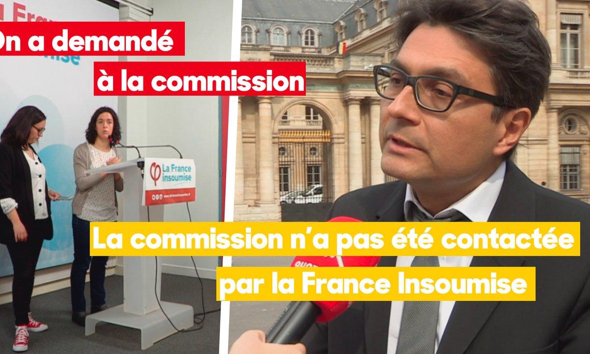 Chaouch Express: la France Insoumise peut-elle vraiment créer ses propres sondages ?