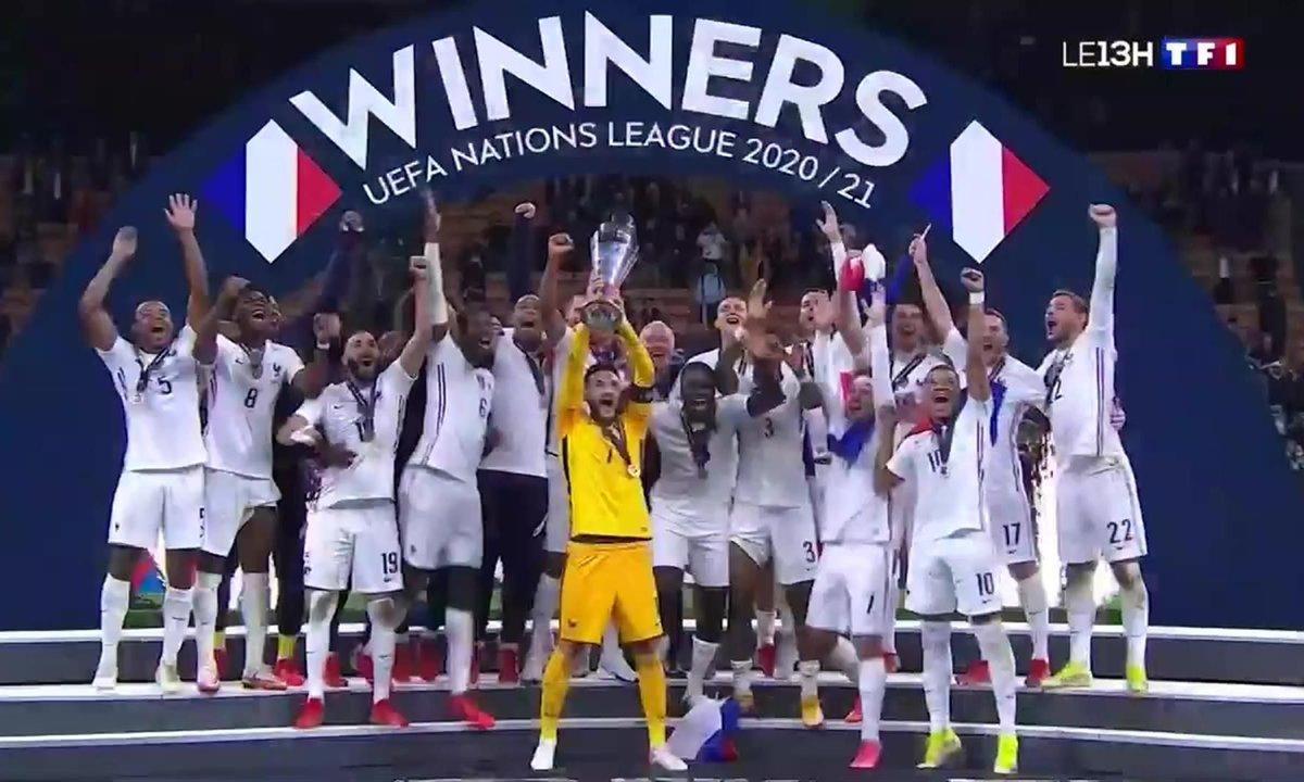Ligue des Nations : les supporteurs des Bleus euphoriques