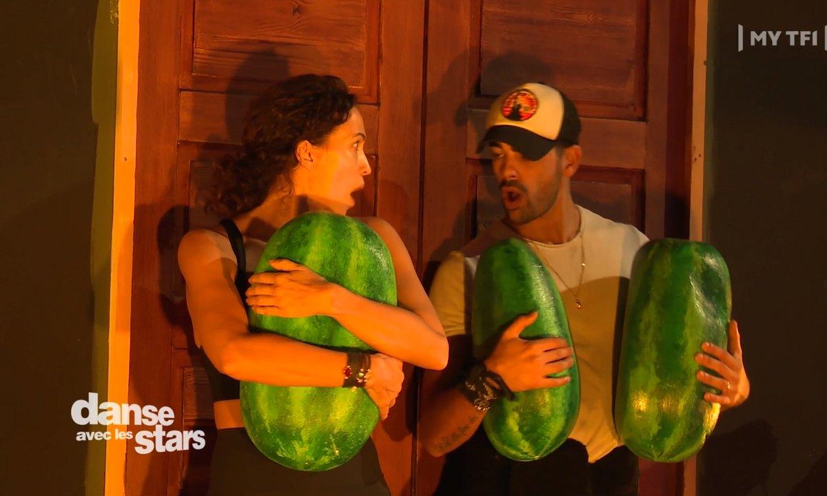 """DALS - Linda Hardy : """"C'est un challenge de danser avec Amel Bent"""""""