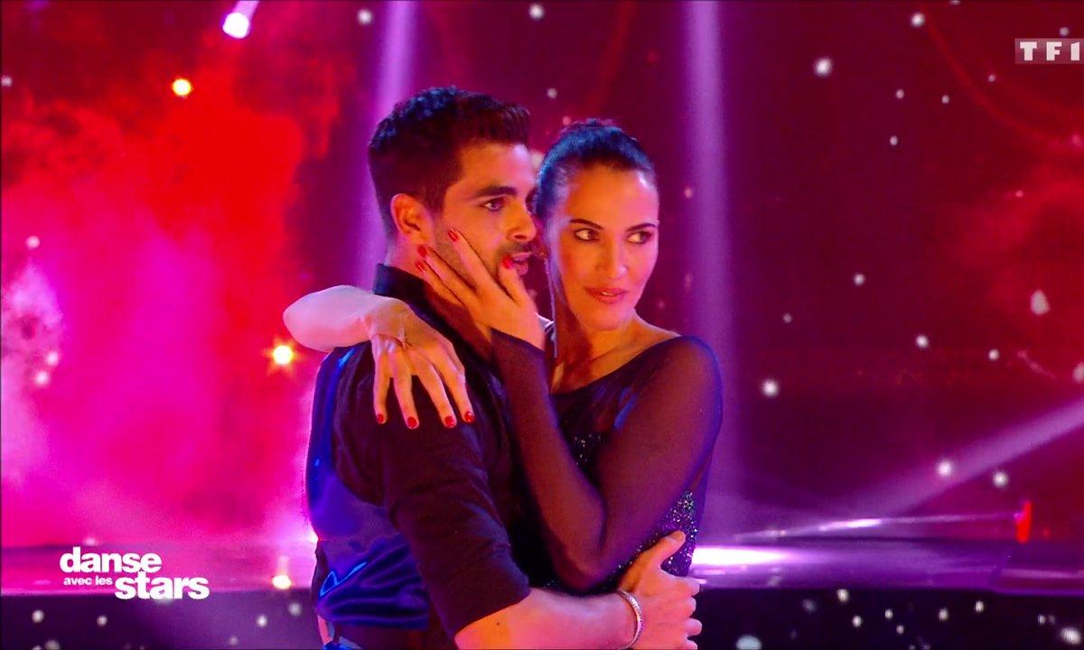 DALS - Linda Hardy et Christophe Licata - Quickstep - Michael Buble (Smile)