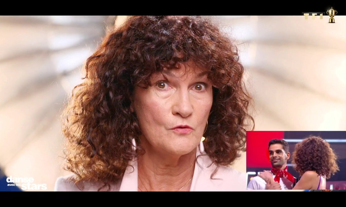 DALS - Répétitions : Linda Hardy nous présente sa maman